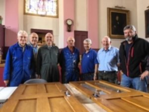 Tolbooth volunteers prepare for a busy month ahead